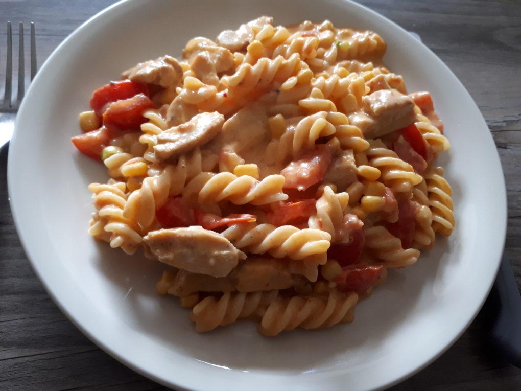 Arizona Chicken Pasta