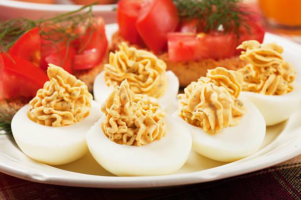 Gekochte Eier im Instant Pot®